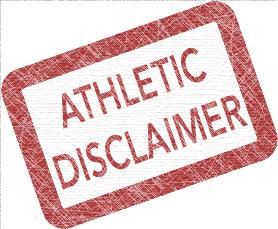 AthleticDisclaimer